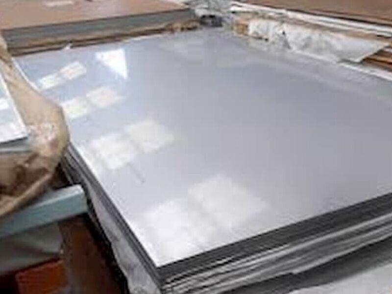 Planchas de acero inoxidable - Jahesa | CONSTRUEX