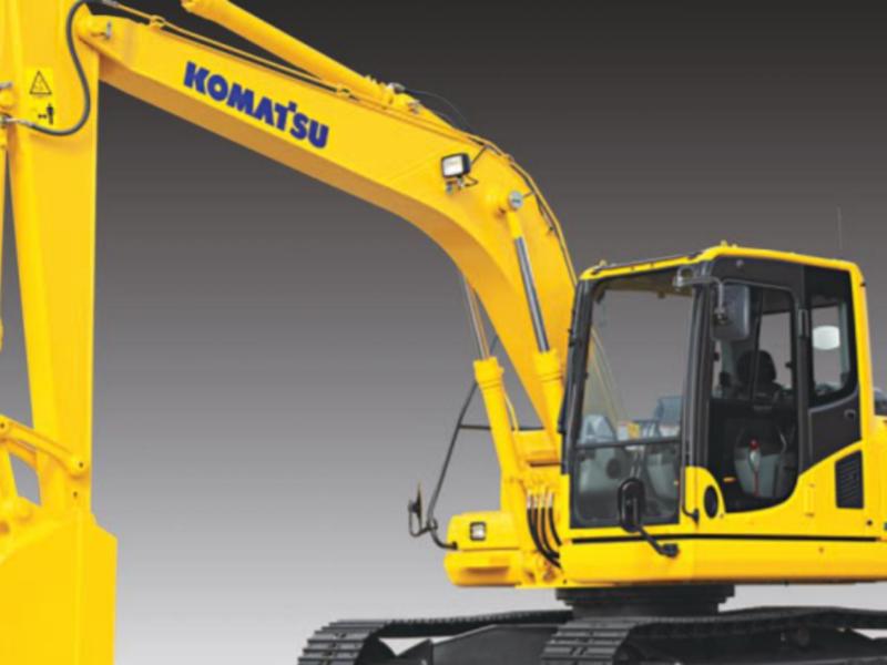 Excavadora Komatsu PC130-8 - Komatsu-Mitsui | CONSTRUEX