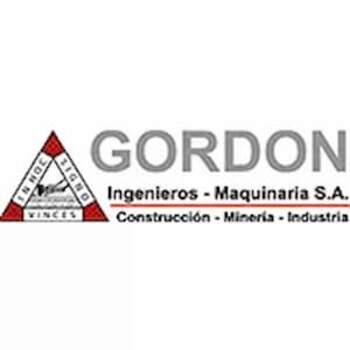 Gordon Ingenieros&Maquinaria SA | CONSTRUEX