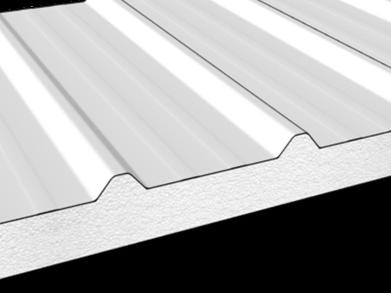 Sistema para techos TERMOPANEL