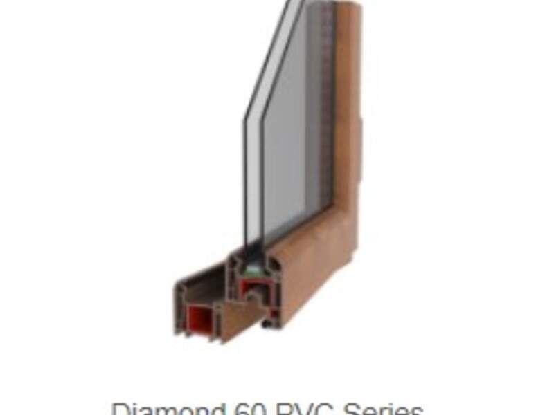 Perfiles de PVC DIAMOND