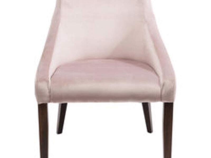 Silla Mode Velvet rosa