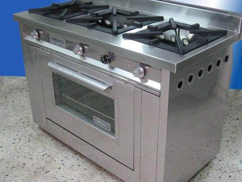 Cocina Industrial con Divisiones LIMA