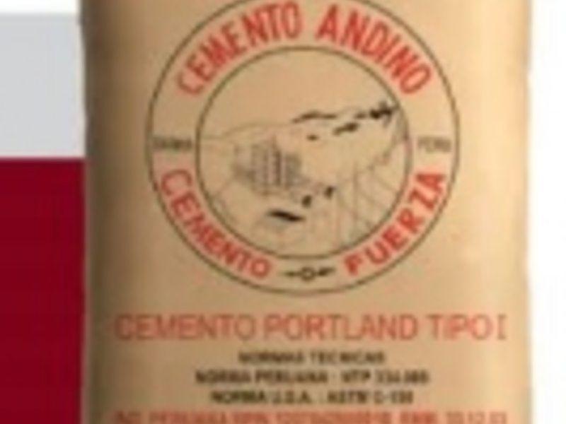 Cemento Andino Tipo 1 - ABERIO S.A.C  | CONSTRUEX