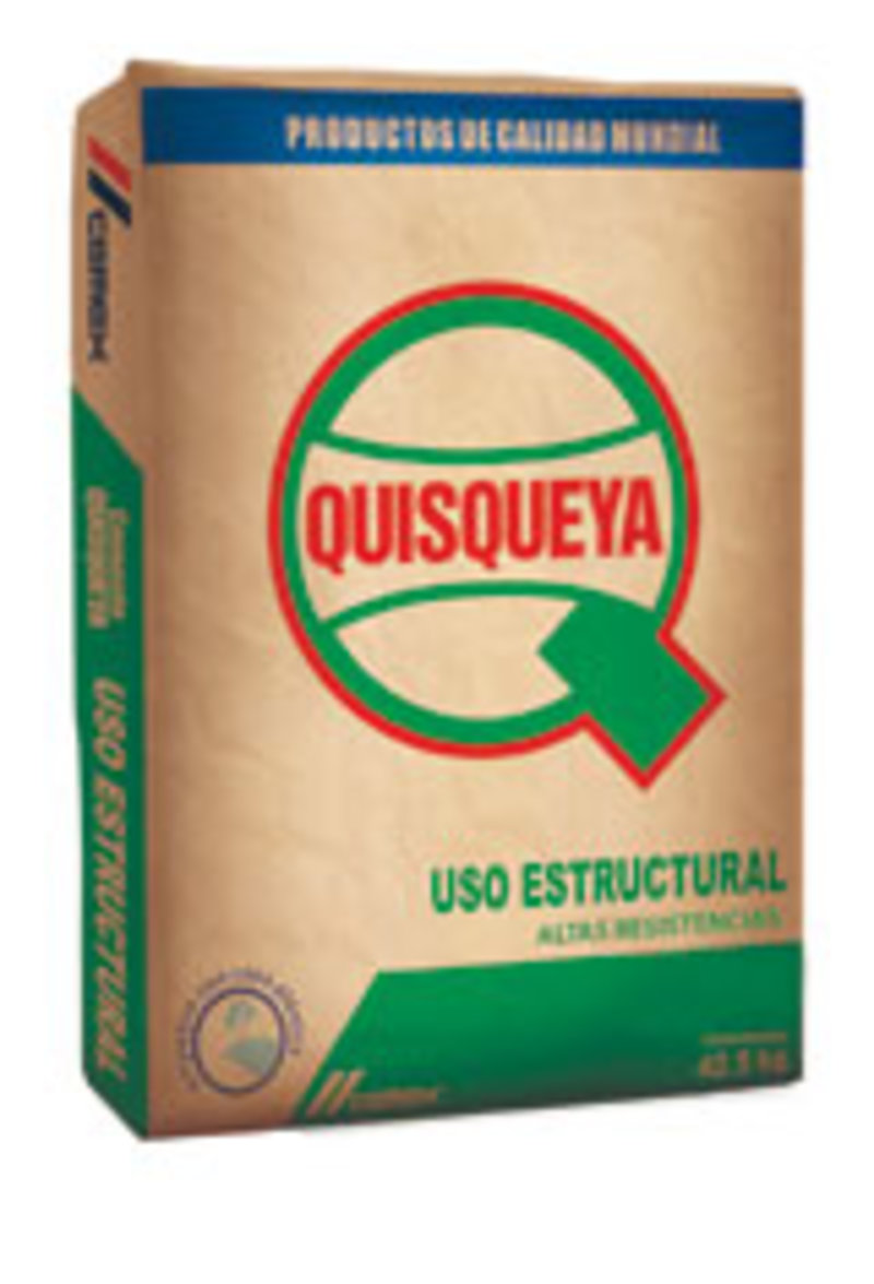 Cemento Quisqueya Verde  | CEMEX PERÚ